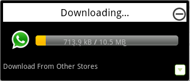 downloading whatsapp for pc