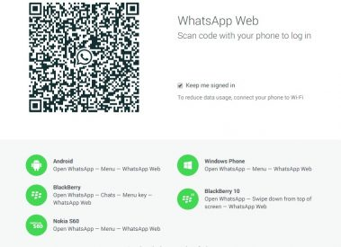 How to use Whatsapp Web Version or Whatsapp Browser Version