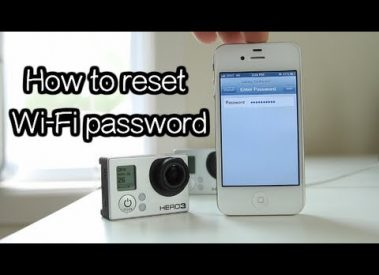 how to change wifi password through mobile