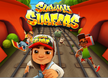 Subway Surfer for PC Free Download for Windows 7,8 and MAC