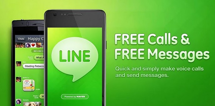 Line free call to pc and mobile