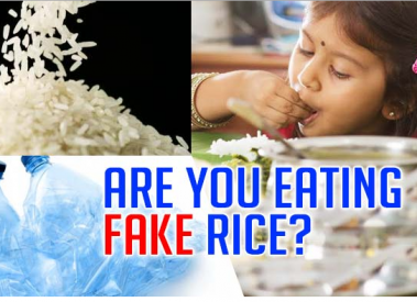 How to Identify Plastic Rice or Fake Rice at home – Tricks and Tips