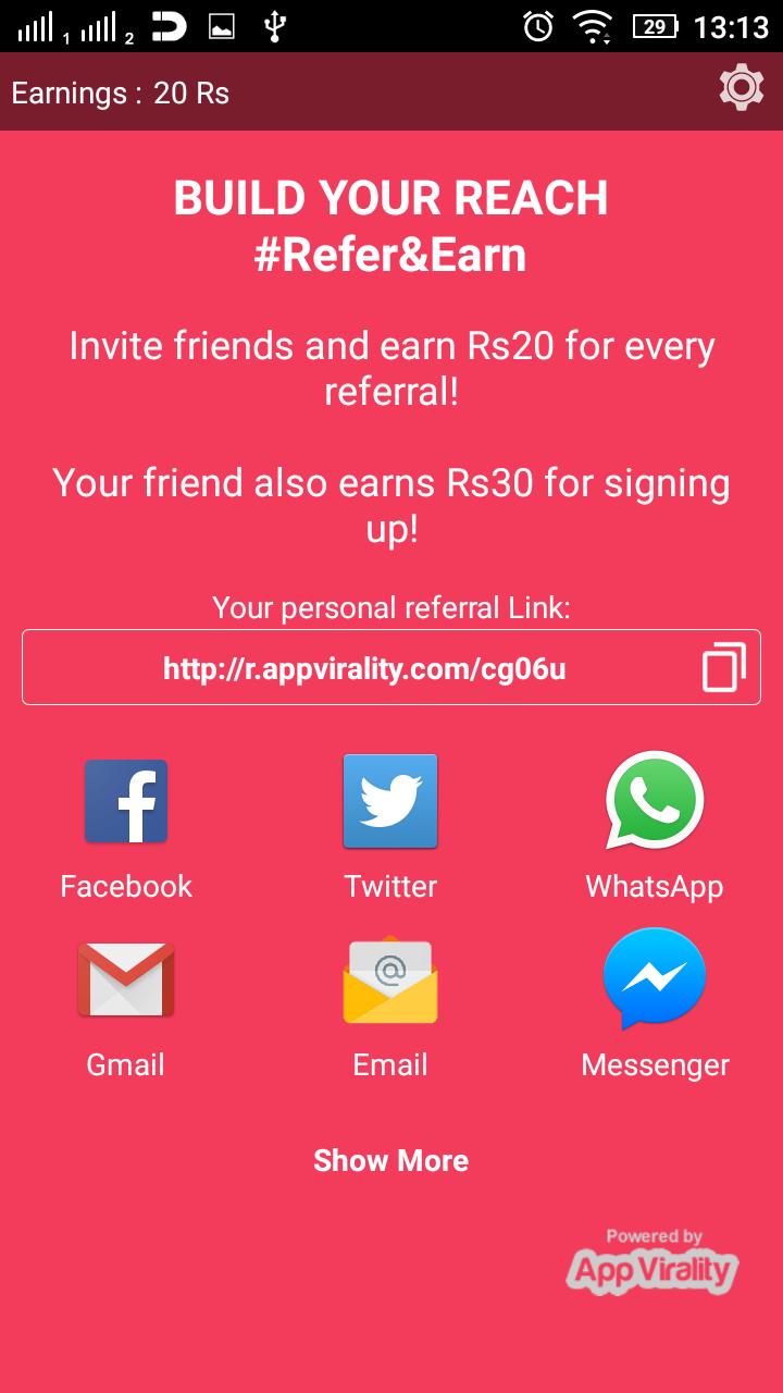 reach app referral link