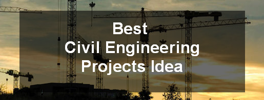 topics for paper presentation in civil engineering