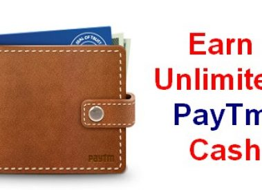 Earn Unlimited Paytm Cash from Reach App Referral Program