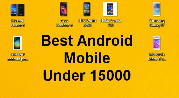the best android mobiles in india below 15000 iPhone, which