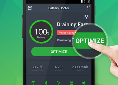Top 4 best Battery Saver Apps for Android 2016