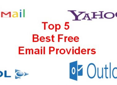 Top 5 Best Free Email Providers like Gmail