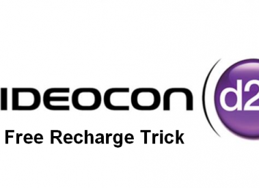Videocon D2H Free Recharge Trick to Watch Free Channels