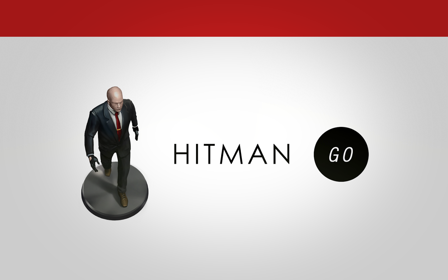 Hit-man Go Square Enix