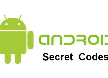 Android Secret Codes and Hidden Menu codes List 2017