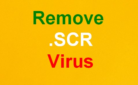 remove scr virus
