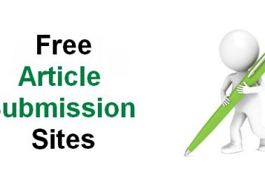 Free Article Submission Sites List 2016 (Top 27 Best)