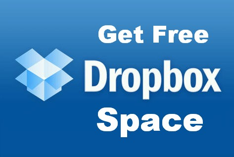 How to get more Dropbox Space for Free
