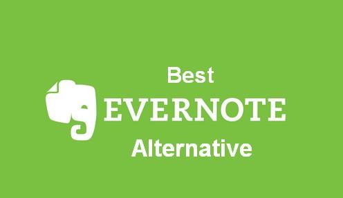 best evernote alternative