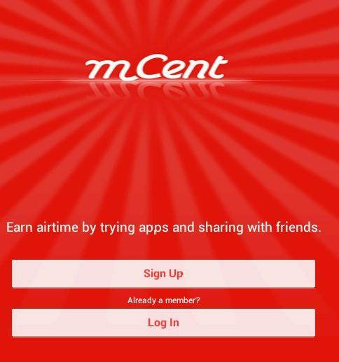mcent signup