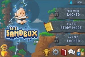 The Sandbox Craft Play Share