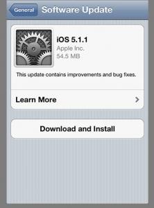 Update iOS