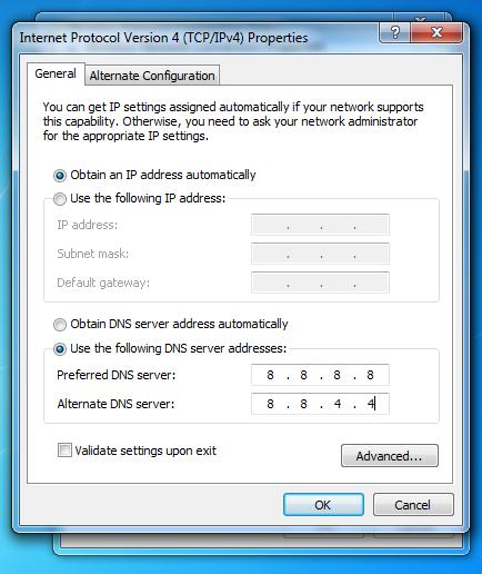 Как сделать из своего компьютера днс сервер