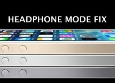 Fix iPhone Stuck in Headphone Mode Problem