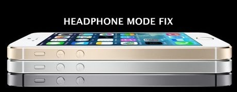 iphone stuck on headphone fix iphone stuck in headphone mode problem 5097