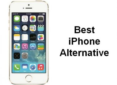 5 Best iPhone Alternative Smartphones