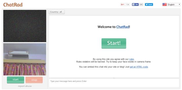 23 Best Alternative Websites like Chatroulette For Random