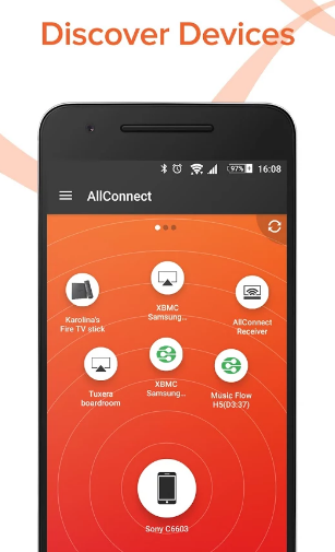 AllConnect – Play & Stream