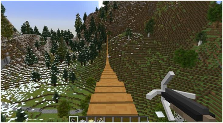 Rope Bridge Mod