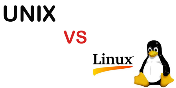 differnce between linux and unix