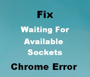 Waiting for Available Socket