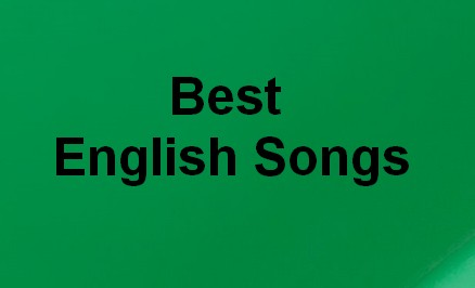 top 50 best english songs latest list may 2018. Black Bedroom Furniture Sets. Home Design Ideas