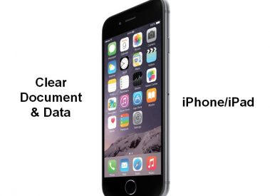 How to Delete Documents and Data on iPhone/iPad to Free Up Space