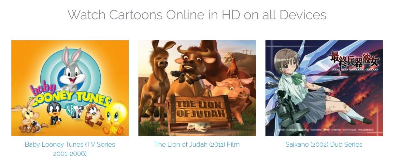 Watch cartoon online watch cartoon movies free cartoon