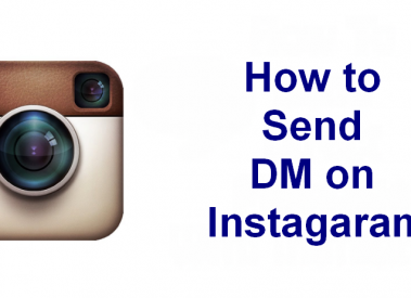 How to send DM (Direct Messages) on Instagram ?