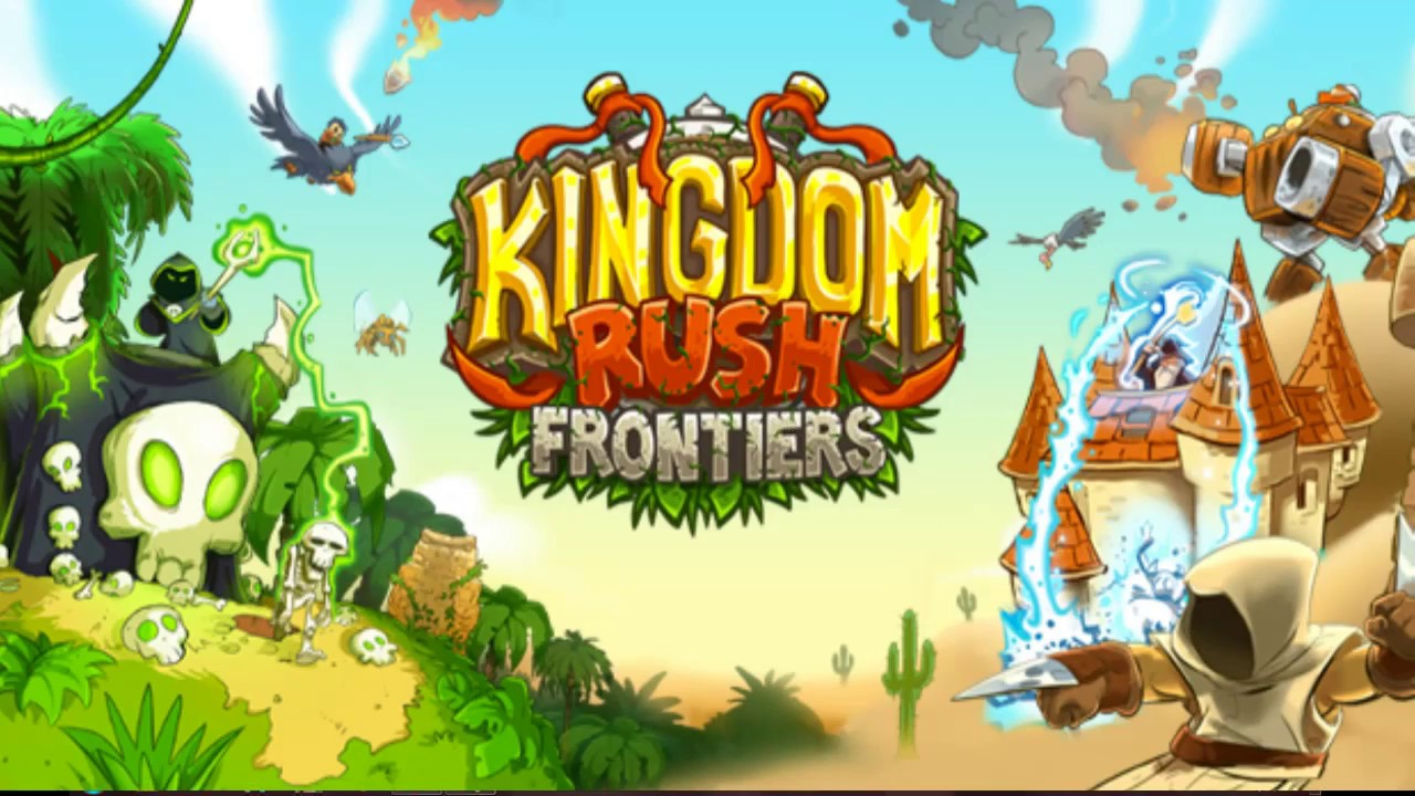 kingdom rush frontier