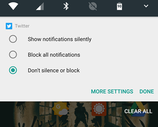 silence-notification