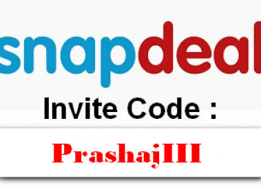 Snapdeal Invite Code (AjayWhLBOs) Get Rs 200 per Referral February 2017