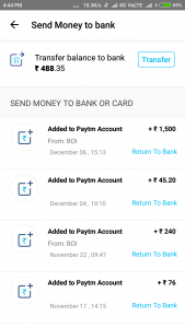 How to Use Paytm Wallet App