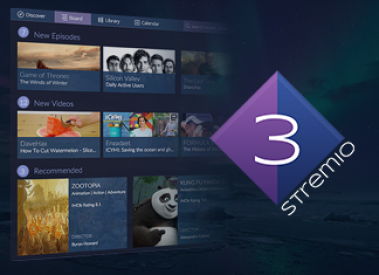 Stremio-Watch Popcorn Time, Netflix and YouTube in one place!