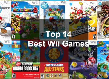Top 14 Best Wii Games of All Times That You Must Play At-least Once