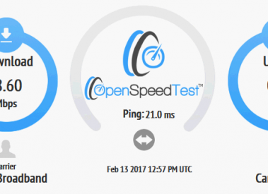 10 Best Internet Speed Test Tools, Sites and Apps With One Click Test
