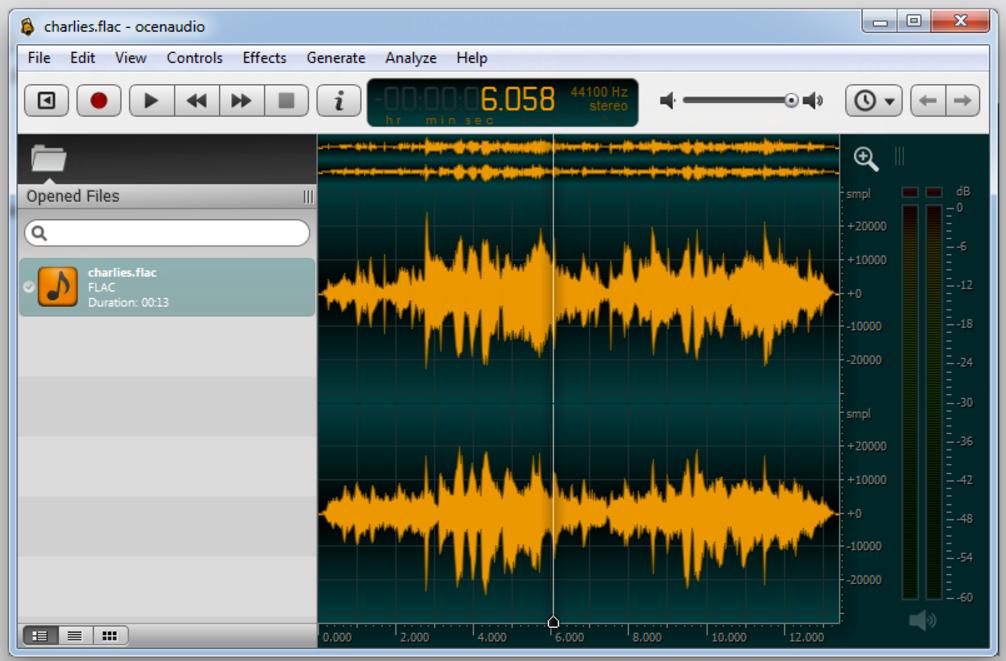 multiplatform audio editing software