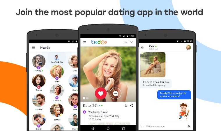 Dating sites for android