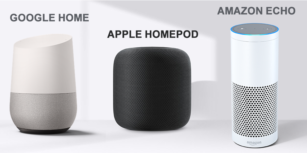 apple homepod says hello to google home and amazon echo. Black Bedroom Furniture Sets. Home Design Ideas