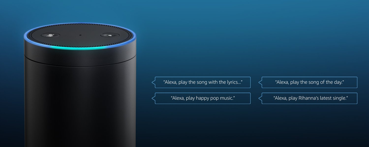 Amazon Echo features