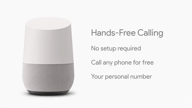 Google Home Features