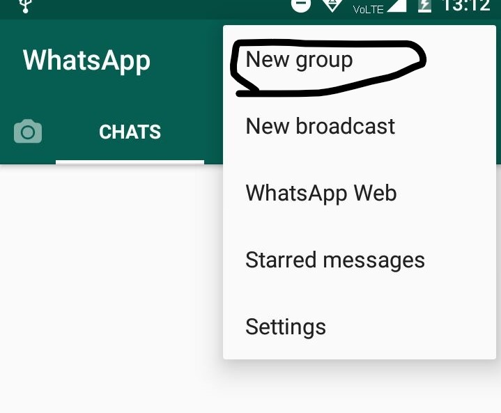How to create Whatsapp Group Link