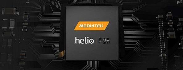 MediaTek P25