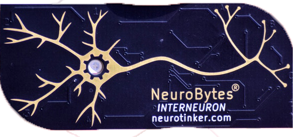 NeuroBytes Artificial Neuron Simulator